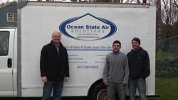 Basement Waterproofing Providence, RI | Ocean State Air