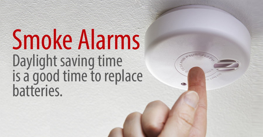 Test And Maintain Your Smoke Detectors Today!