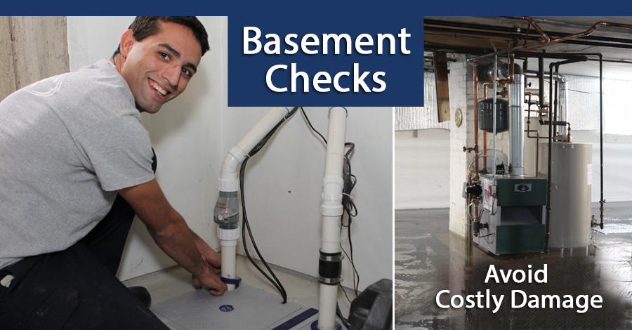 Basement Checks