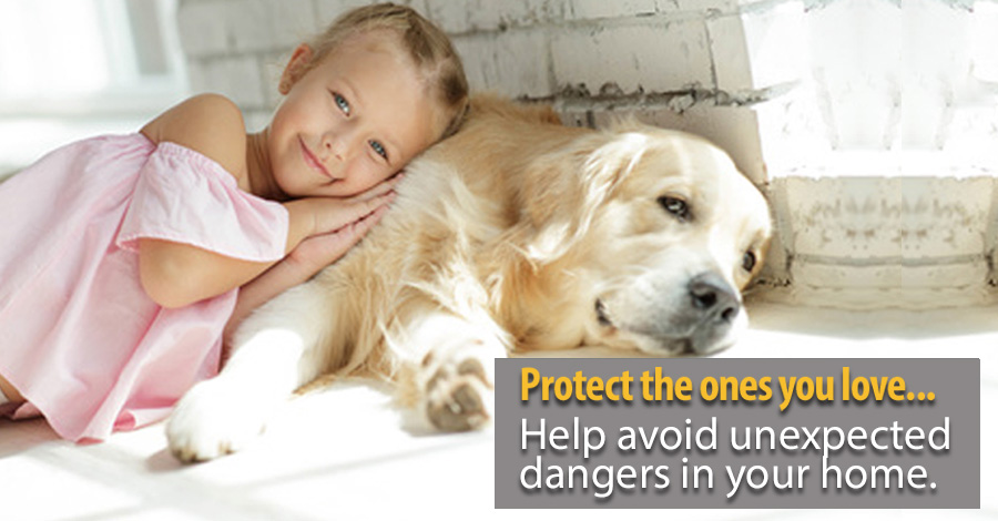 Help Avoid Unexpected Dangers In Your Home