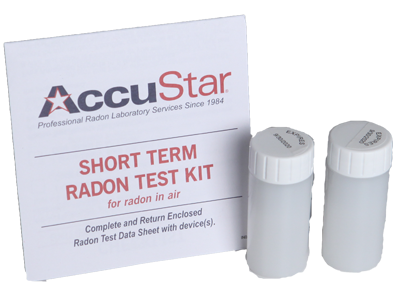 GP Radon Test Kit for a Wet Basement