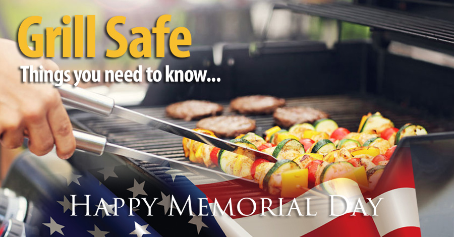 GRILL SAFETY: Things you need to know
