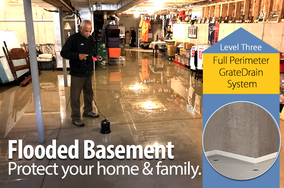 Protect Against A Flooded Basement