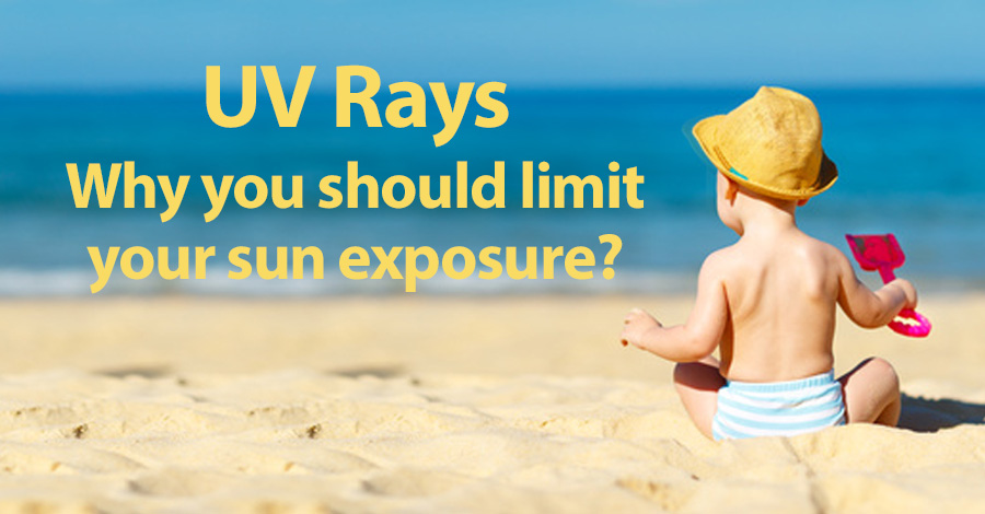 Why you should limit your sun exposure?