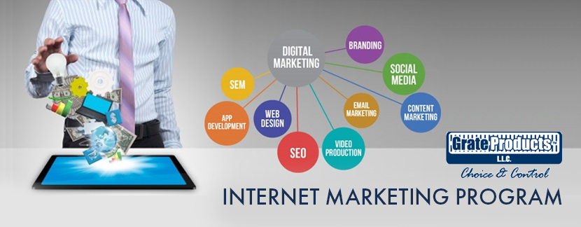 Grate Products Internet Marketing Program