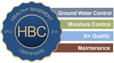 Healthy Basement Certificate Services
