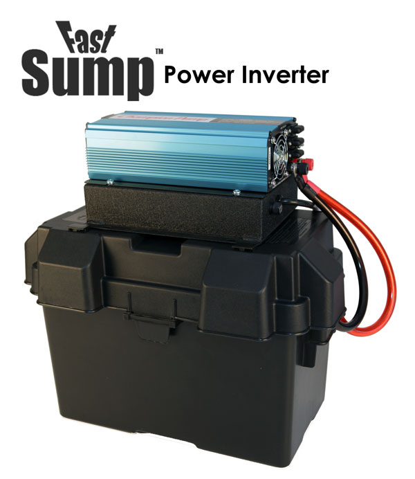 Fastsump Power Inverters By Grate Products