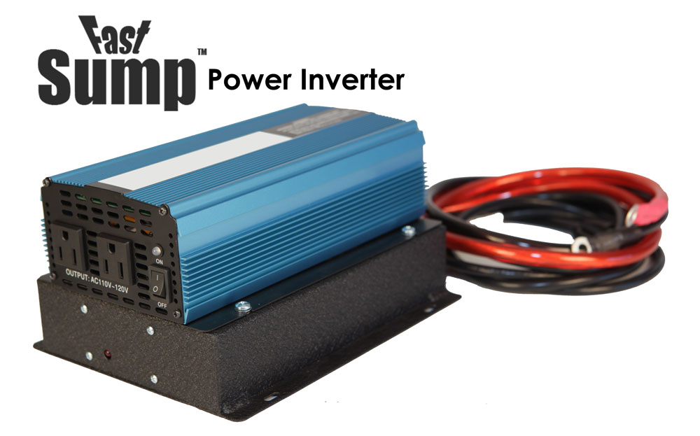 FastSump™ Pump Battery Backup System